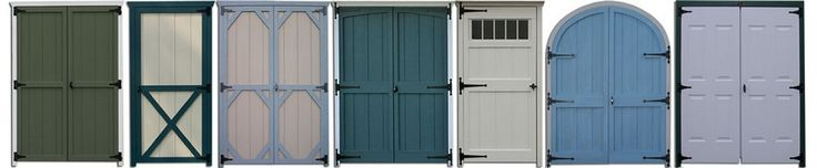 Customized Storage Sheds, Shed Accessories, Shed Doors, Shed Windows, Pressure Treated Ramps