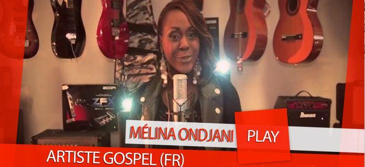 Les voeux de Mélina Ondjani pour l'année 2016