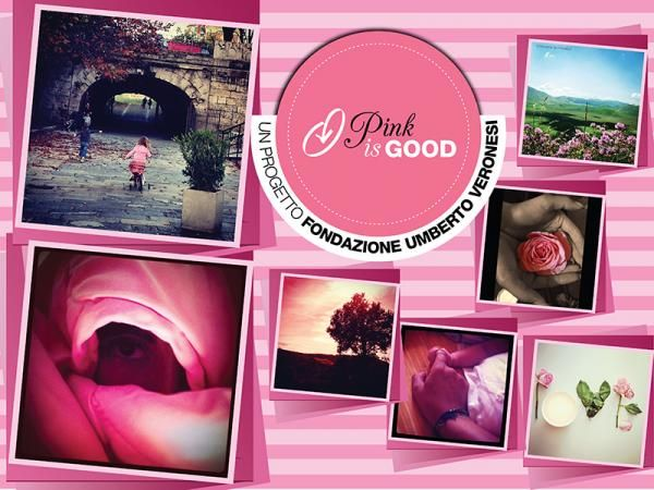 The winners of the #PinkisGood photographic challenge.