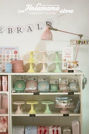 holamama-store-Madrid, Spain #craftshop