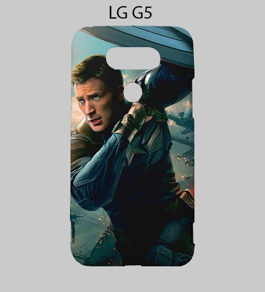 Captain America Civil War LG G5 Case Cover