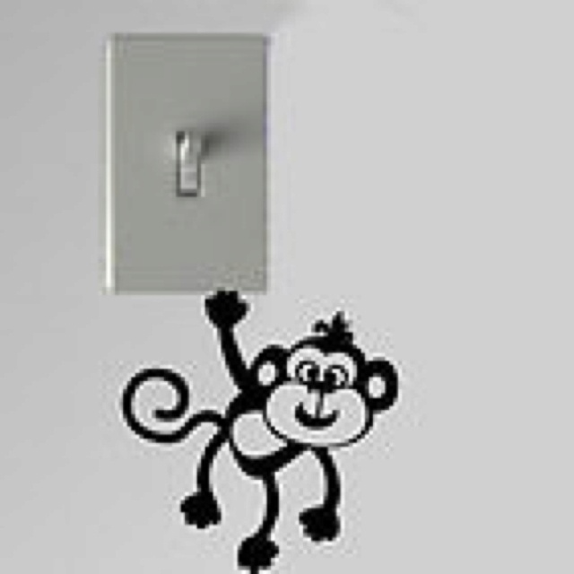 Monkey Room Ideas