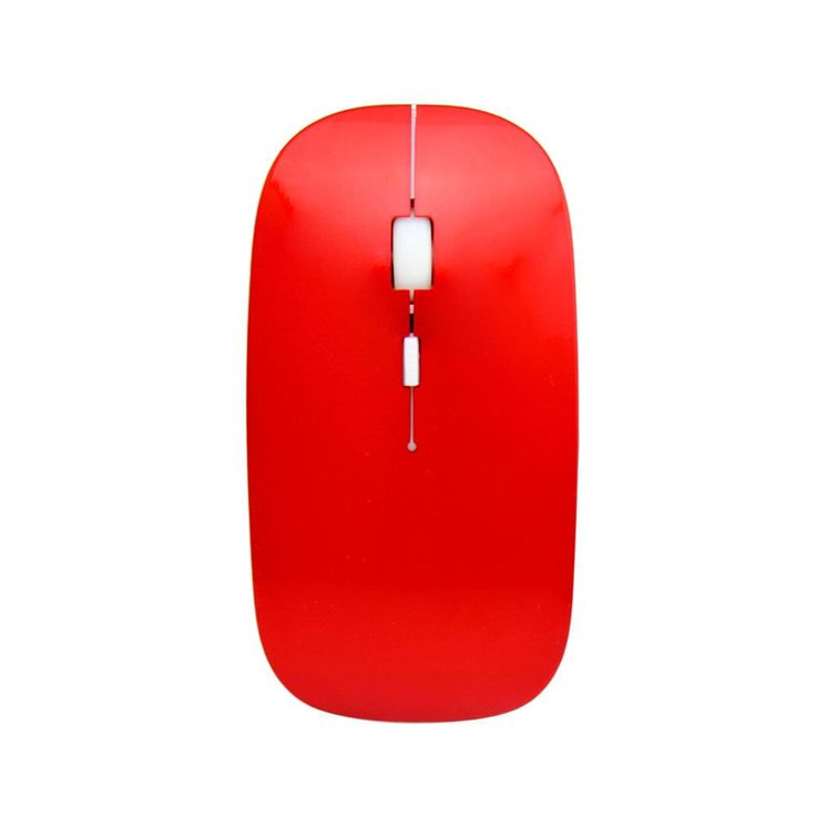 Universal Slim Wireless Optical Mouse