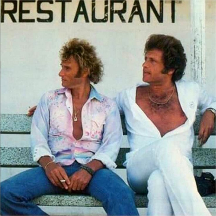 Johnny Hallyday, Joe Dassin