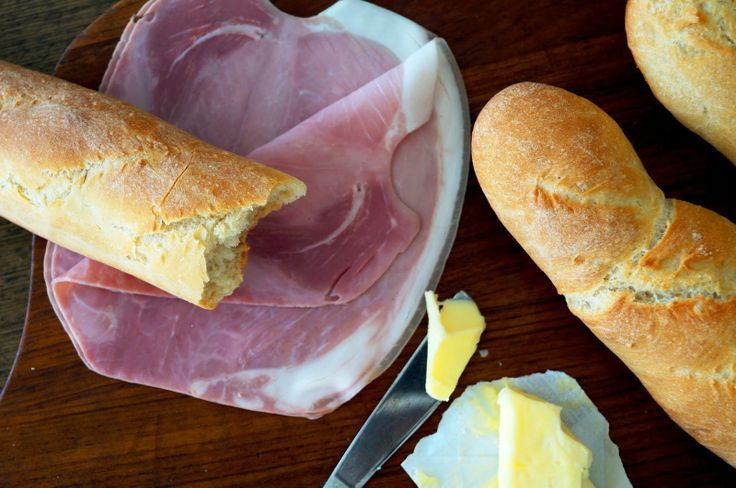 Baked Louie's: Failproof frans stokbrood