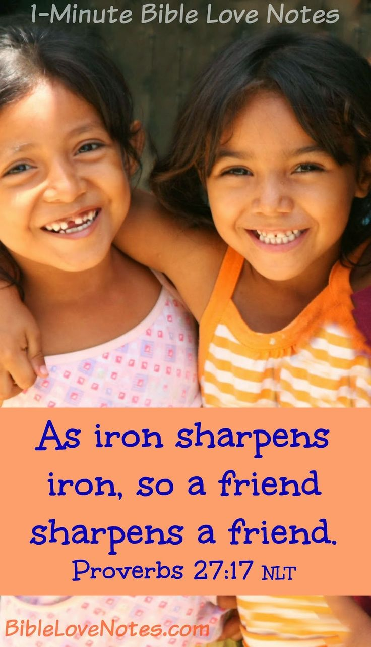 Be a Friend to Have One--Studies show that despite  social networks, most people have fewer friends in our present decade than previous decades. But friendship is essential to the Christian life. This 1-minute devotion talks about Proverbs 27:7.