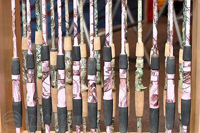 115 best girls hunt too images on pinterest hunting for Camo fishing pole