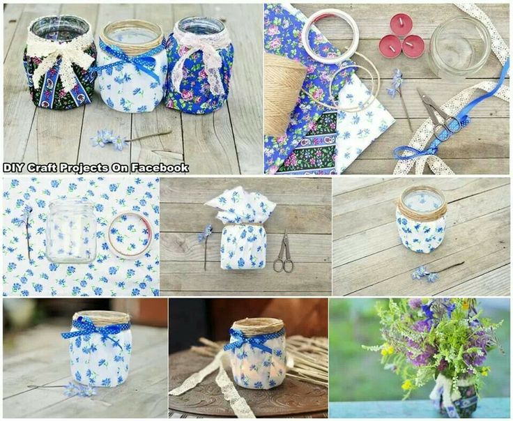 522 Best Baby Food Jar Craft Ideas Images On Pinterest