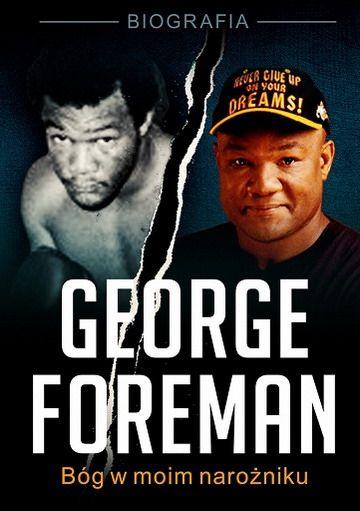 Biografia George'a Foremana, niegdyś mistrza świata wagi ciężkiej w boksie, dzisiaj znany jako przedsiębiorca, filantrop i duchowny. W książce opowiada całą historię swojego wyjątkowego życia, z otwartością, życzliwością i humorem. Przedstawia swoją drogę do wiary, która