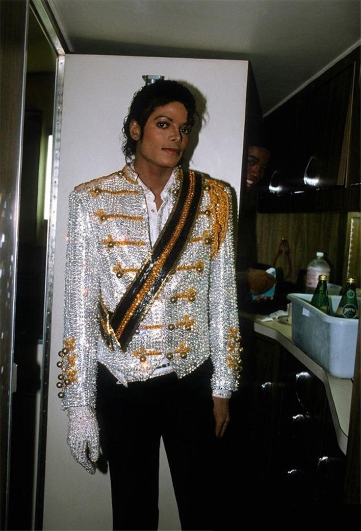 victory tour attire silver rhinestone with gold imprint