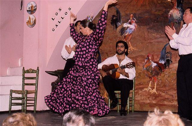 """Tablao Flamenco """"Los Gallos"""" (Sevilla)"""