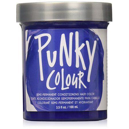 Jerome Russell Punky Hair Colour Atlantic Blue, 3.5 Oz