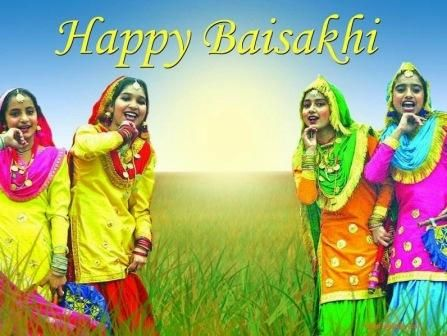Happy Baisakhi 2016 Wishes SMS