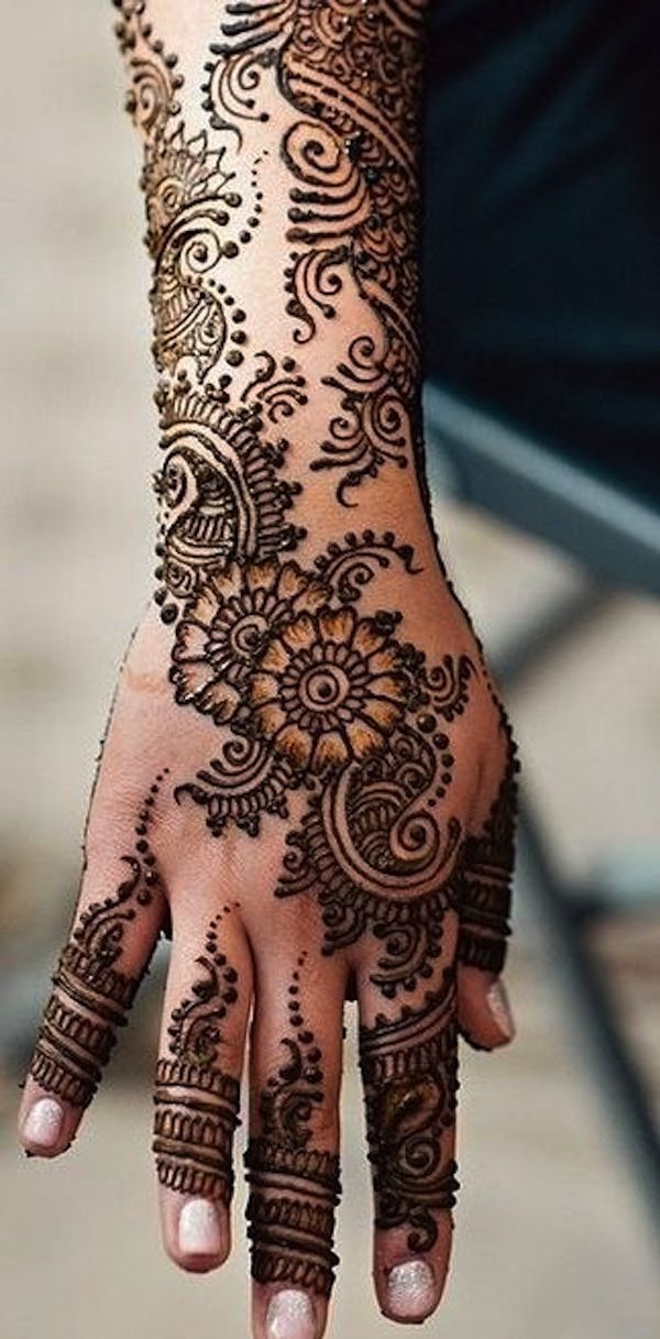 Tattoo Type Mehndi : Mejores im�genes sobre henna tattoos en pinterest