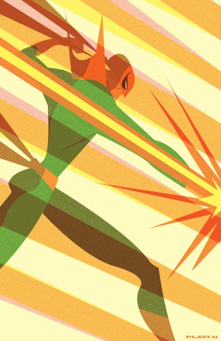 Iron Fist by Nuno Alves