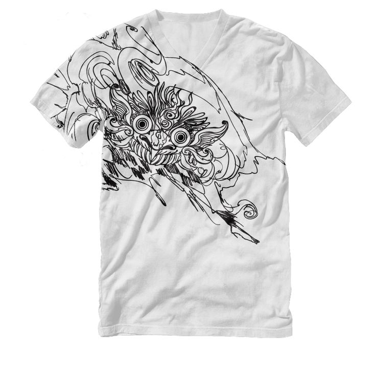 T-shirt - barong - by jun1art