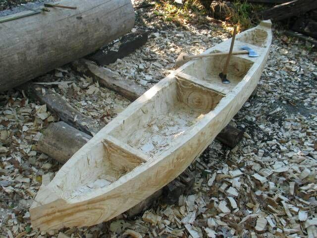 Making a Dugout Canoe, 1820sTrekkin, Primitive Trekking, Will Ghormley - Maker, 1820s Hawken Full Stock Flintlock Rifle