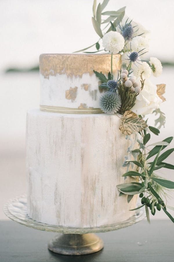 Watercolor Cakes Are the Next Big Wedding Trend.