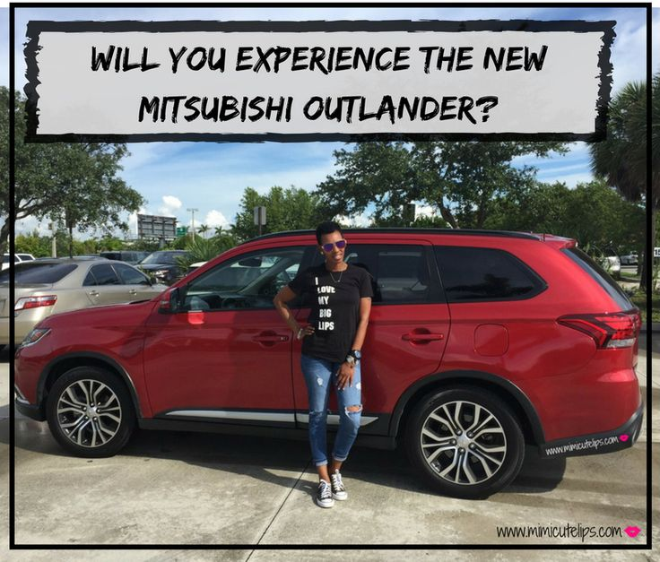 Lifestyle Blogger MimiCuteLips is sharing her experience with the 2016 Mitsubishi Outlander SEL. This is her Mitsubishi Outlander review from Key West. #ad