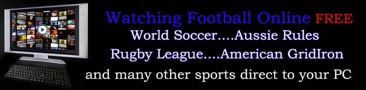 Watching live football games online could be a lifesaver. Many of us travel, or cant watch the games because we live in other countries. Or maybe you just want a way to watch every football game or sporting event – without having to pay $′s for the satellite. After searching, I was sure that there would come a day that would allow football fan's the ability to watch any game they wanted – whenever the game was on.  http://www.watchingfootballonline.net/