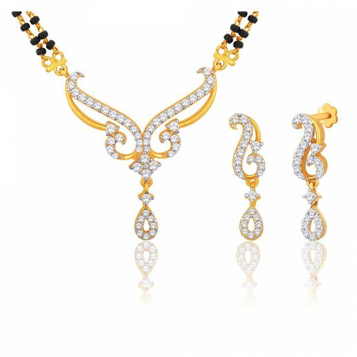 Peora | Smriti - 18 Karat Gold Plated - Mangalsutras - Women's Jewellery - Jewellery | Fine Silver Jewellery