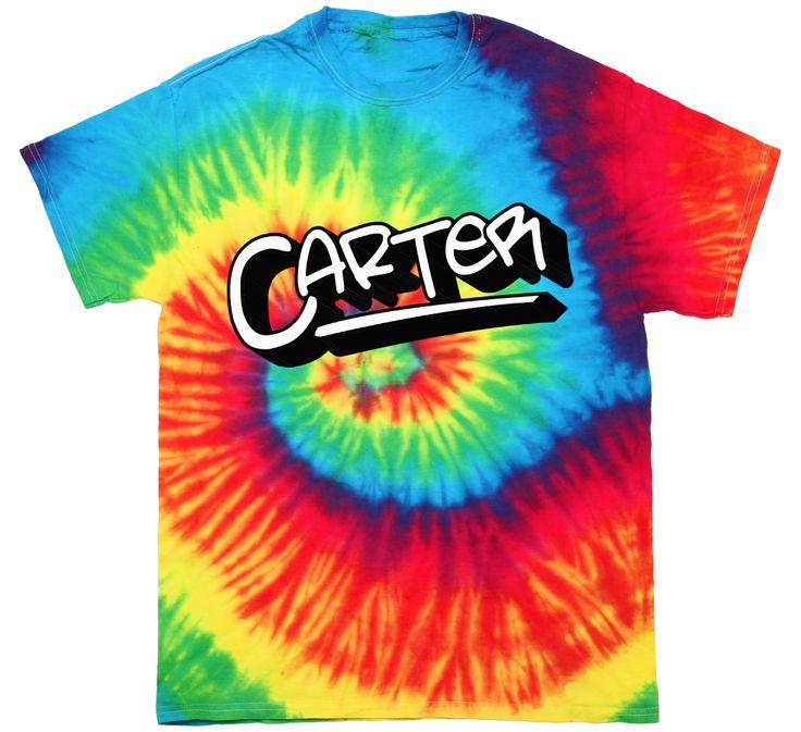 Carter Reynolds Carter Reynolds Tie Dye T Shirt Blv