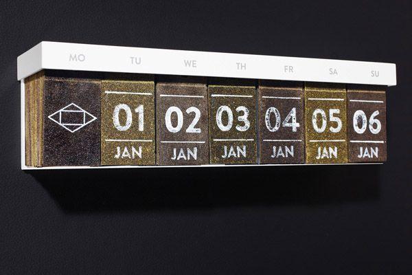 廣告小妹: 「包裝設計」獲獎無數的茶葉年曆