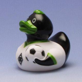 Duckshop - der Shop für Badeente und Quietscheentchen - Borussia Mönchengladbach Badeente