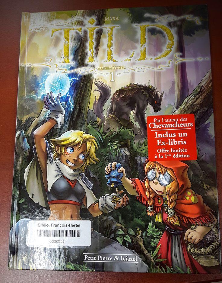 Tild.1, Magie à louer (BD TILD Mag v.1)