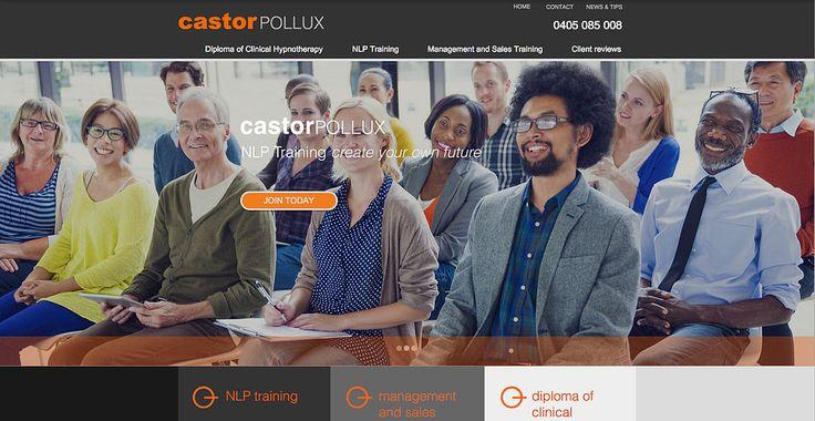 Web Design - Website for Training organisation