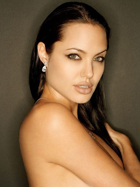 Angelina Jolie, love her