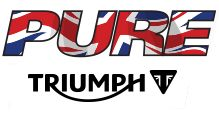 Pure Triumph Wellingborough Motor-Cycles