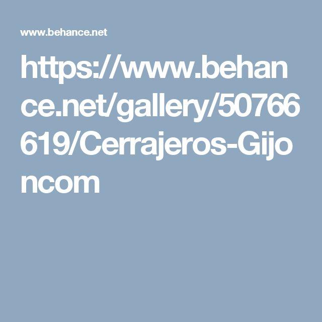 https://www.behance.net/gallery/50766619/Cerrajeros-Gijoncom