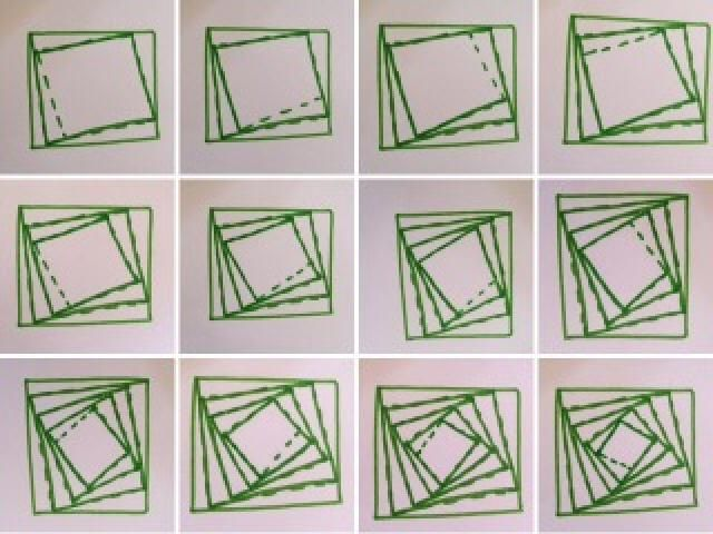 Optical Illusions Square Optical Illusions Square Optische