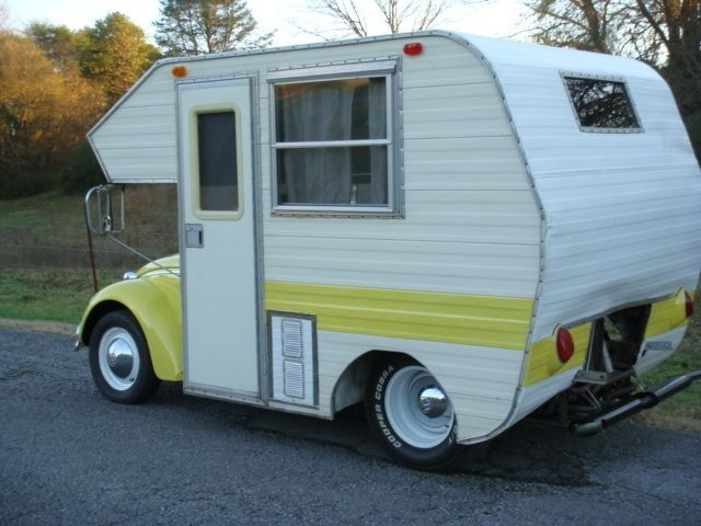 VW Bug Camper Rear