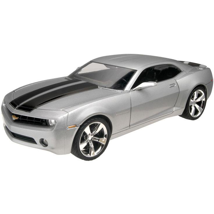 Revell Plastic Model Kit-Camaro Concept Car 1:25 - camaro concept car 1:25