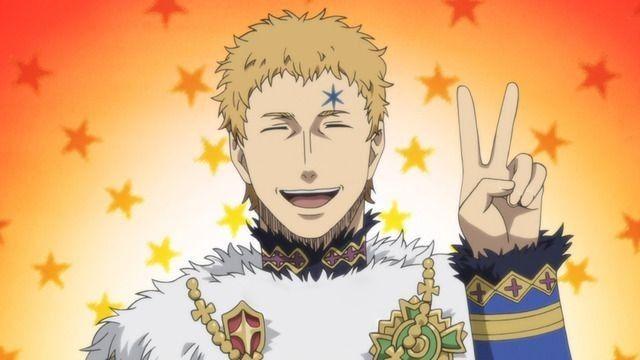 The Wizard King in 2020 | Black clover anime, Black clover ...
