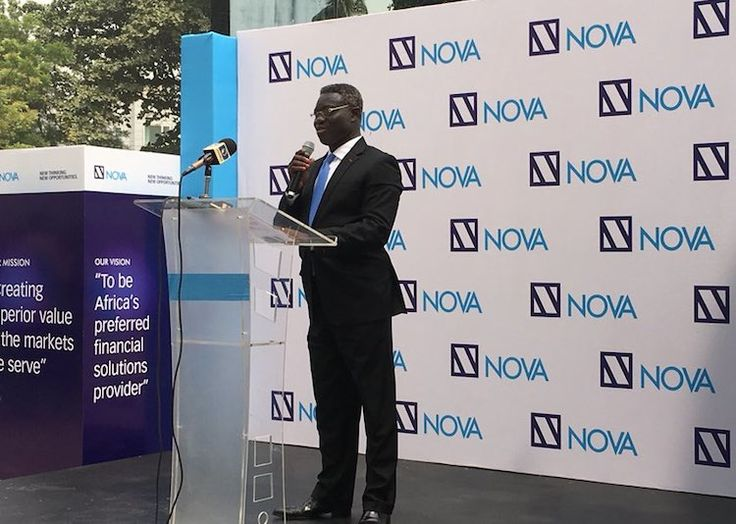 'NOVA is adequately capitalised above regulatory minimum capital': As NOVA Merchant Bank Limited debuts with talents and cutting-edge…
