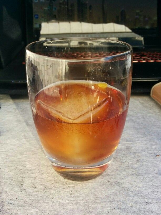 Zacapa XO Old Fashioned.
