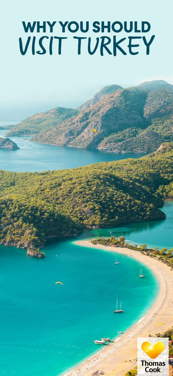 Golden beaches, ancient history, and delicious cuisine. Whether you're looking for a modern beach resort brimming with nightlife and entertainment, or perhaps a tranquil bay; Turkey has something for you.