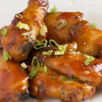 Sweet & Sour Wings with Sriracha Recipe - ZipList