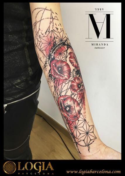 Logia Barcelona, tattoo-künstler ab Spanien - Tattooers.net