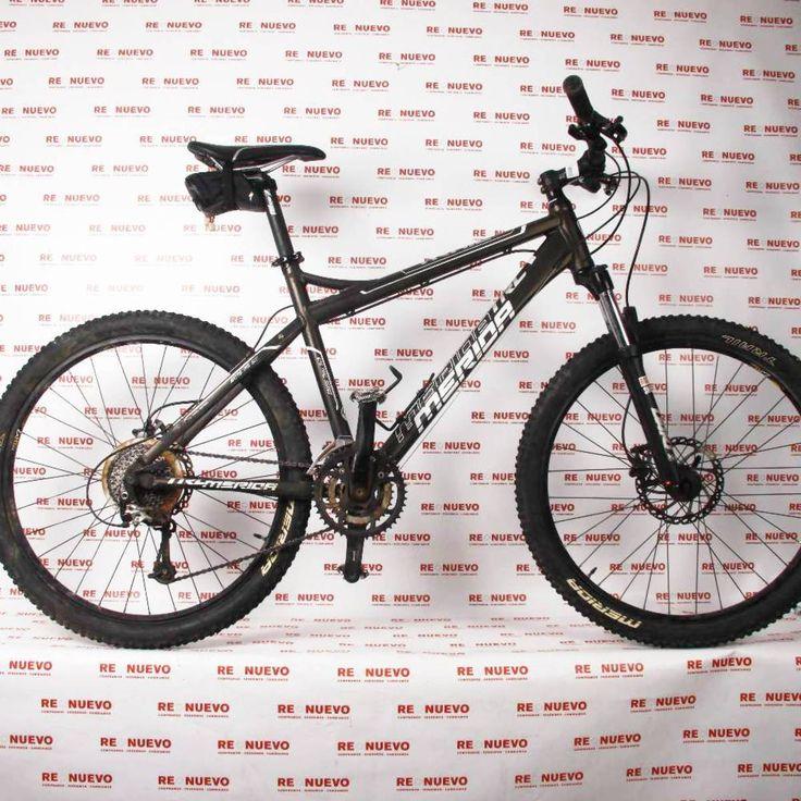 Bicicleta MERIDA TRAIL 500  E270148 de segunda mano #bicicleta #merida #segundamano