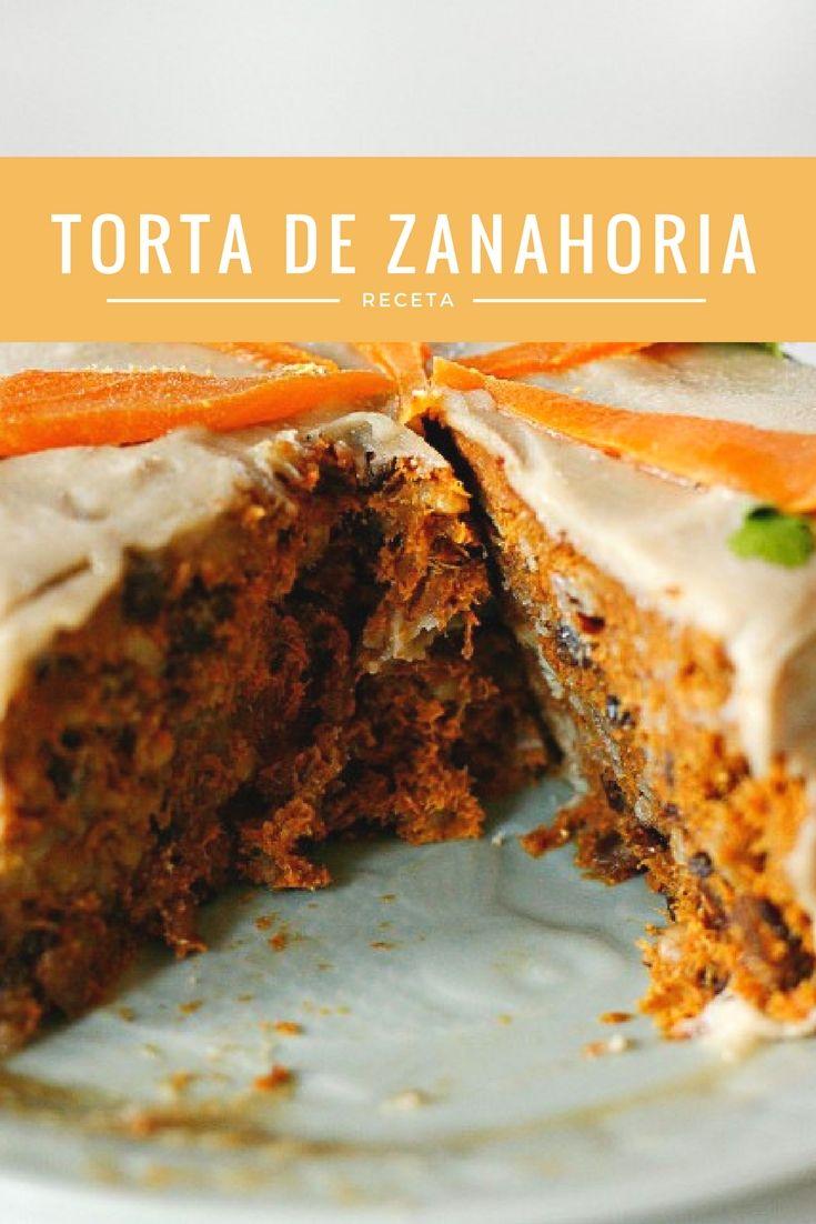 No hay nada mejor que una rica y saludable Torta de Zanahoria hecha en casa, con ingredientes naturales y pasos sencillos te traemos la receta que hara de