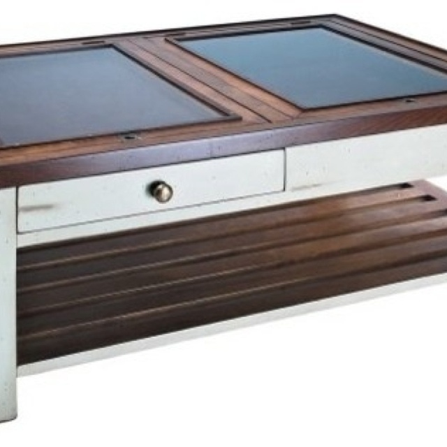 Shadowbox coffee table.....I need this to display the kids baby stuff that is special to me.: Kids Fashion, Kids Baby, Baby Stuff