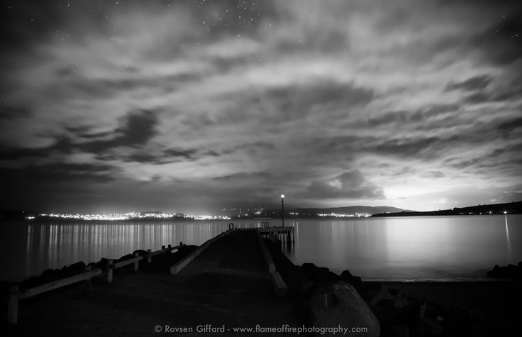 Night in B&W by Rovsen Giffard on 500px #FlameofFirePhotography