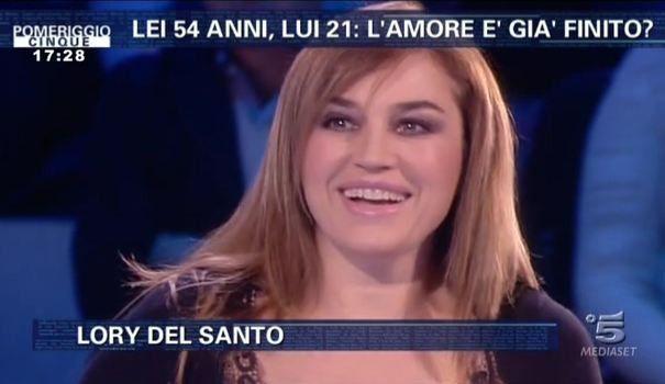 """Lory del Santo:"""" Potrei aiutare Rocco Pietrantonio ma solo come amica"""""""
