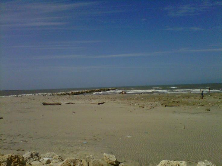 Beach @ Puerto Colombia