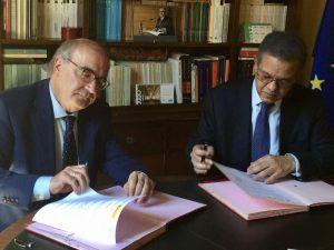 Leonel Fernández firma acuerdo de colaboración con importante institución académica de España - Últimas Noticias de la República Dominicana   Últimas Noticias de la República Dominicana