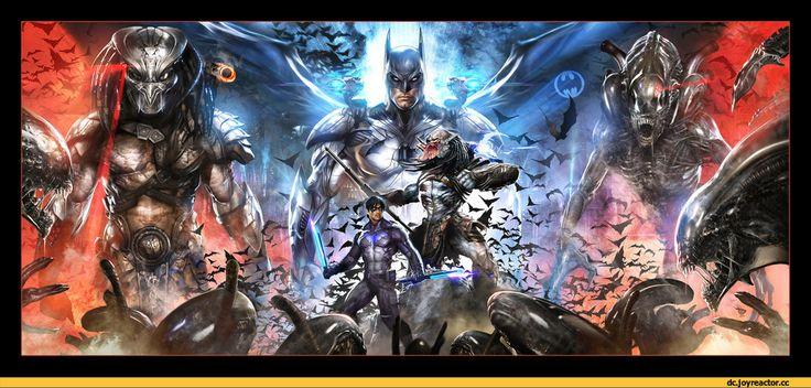 Nightwing (Найтвинг, Дик Грейсон) :: Bat Family :: DC Comics :: сообщество фанатов / красивые картинки и арты, гифки, прикольные комиксы, интересные статьи по теме.